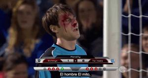 La tanda de penaltis que jamás hubieras imaginado