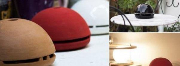 Egloo el calefactor ecologico que funciona con velas