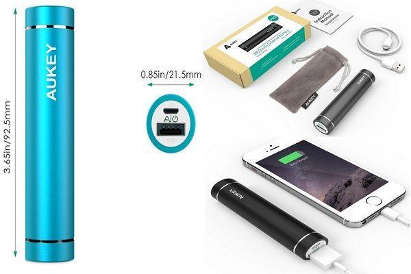 Cargador portátil para dispositivos electrónicos