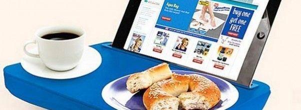 Bandeja iBed para tablet