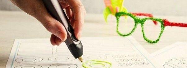 Bolígrafo 3D o 3Doodler 2.0
