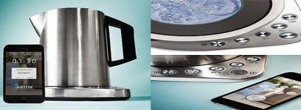 Hervidor de agua inteligente WifiKettle
