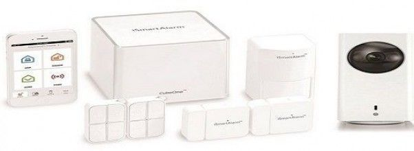 SmartAlarm ISA3G Cube One ¡La mejor seguridad para tu hogar!