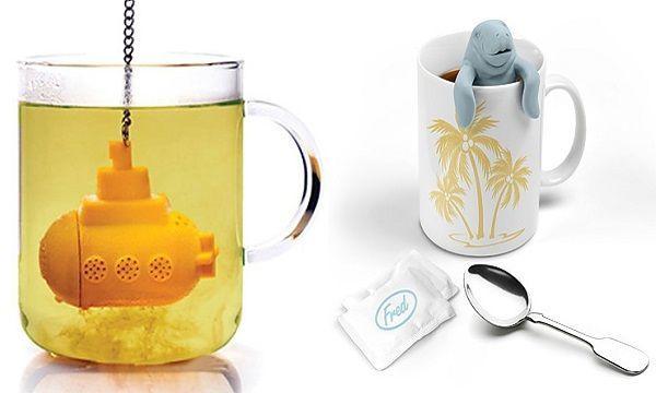 Infusor té submaniro y manatí
