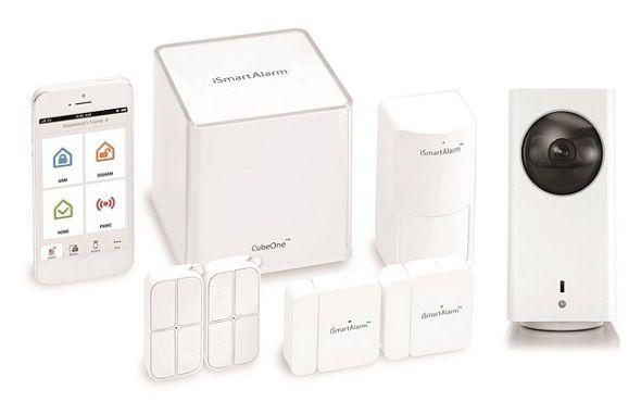 Sistema de seguridad SmartAlarm ISA3G Cube One