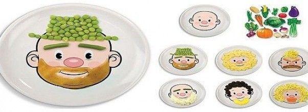 Plato Food Face