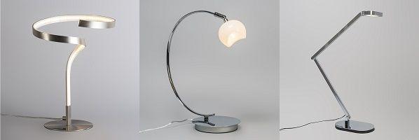 Lámparas originales de mesa