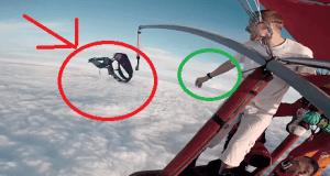 El salto más peligroso del mundo