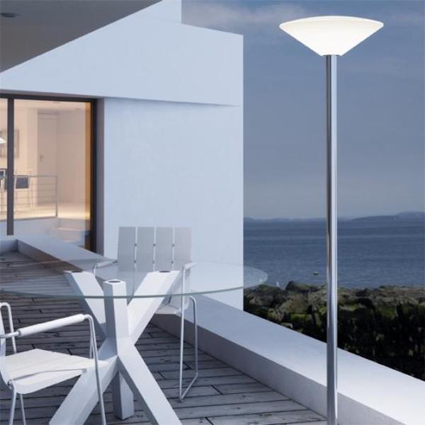 farola led iluminacion exterior