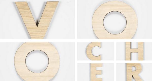 letras originales para empresas