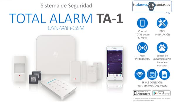total alarm ta